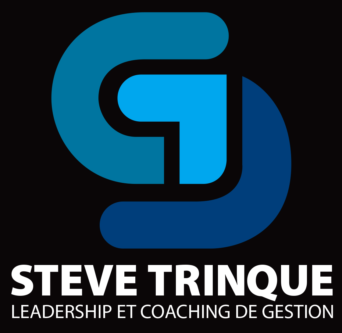 Steve Trinque, leadership et coaching de gestion ICF Logo
